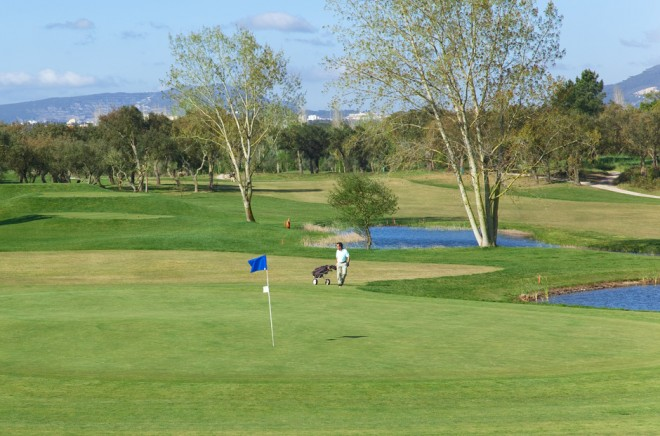 Montado Golf Course - Lissabon - Portugal - Golfschlägerverleih