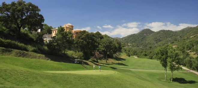 Monte Mayor Golf & Country Club - Málaga - Spanien - Golfschlägerverleih
