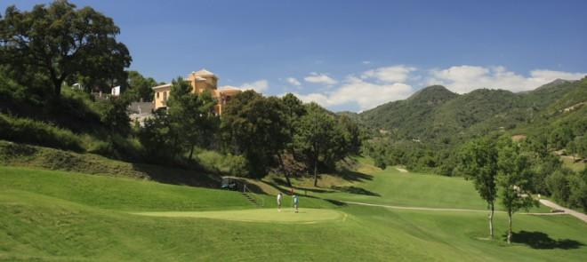 Golfschlägerverleih - Monte Mayor Golf & Country Club - Málaga - Spanien
