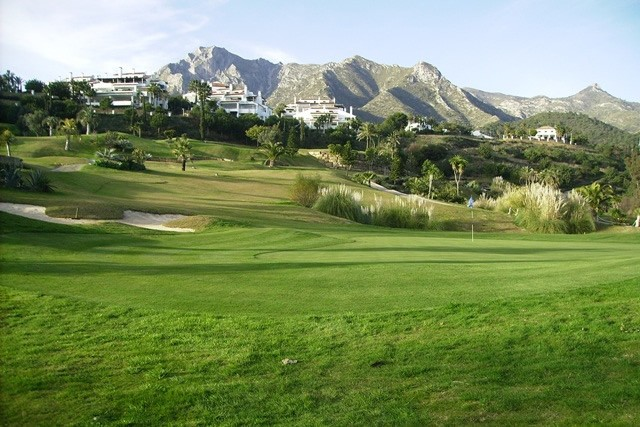 Monte Paraiso Golf Club - Malaga - Spain - Clubs to hire