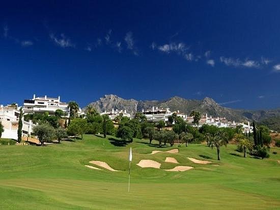 Monte Paraiso Golf Club - Málaga - Spanien - Golfschlägerverleih
