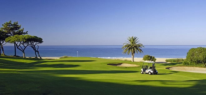 Vale do Lobo Golf Course - Faro - Portogallo