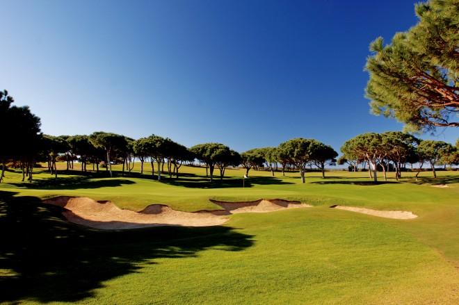 Pine Cliffs Golf et Country Club - Faro - Portugal