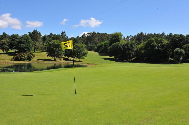 Ponte de Lima Golf Course - Porto - Portugal