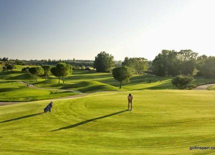 Montecastillo Golf Resort - Málaga - España - Alquiler de palos de golf