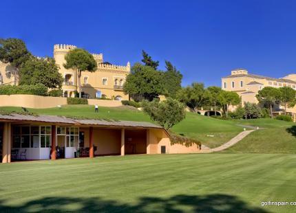 Montecastillo Golf Resort - Malaga - Spagna - Mazze da golf da noleggiare