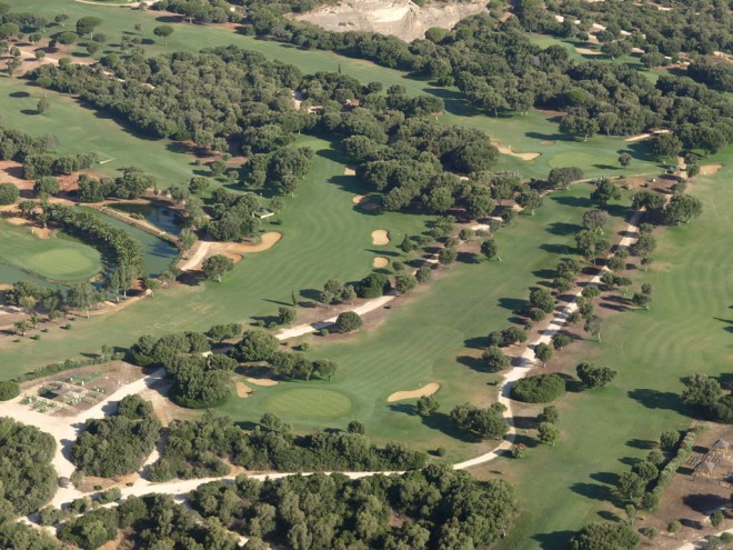 Montenmedio Golf & Country Club - Malaga - Espagne - Location de clubs de golf