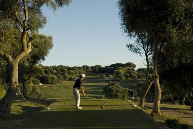 Montenmedio Golf & Country Club - Málaga - España - Alquiler de palos de golf