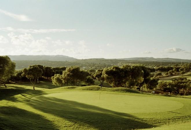 Montenmedio Golf & Country Club - Malaga - Spagna - Mazze da golf da noleggiare