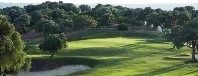 Montenmedio Golf & Country Club - Málaga - Spanien - Golfschlägerverleih