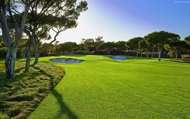 Monte Rei Golf et Country Club - Faro - Portugal