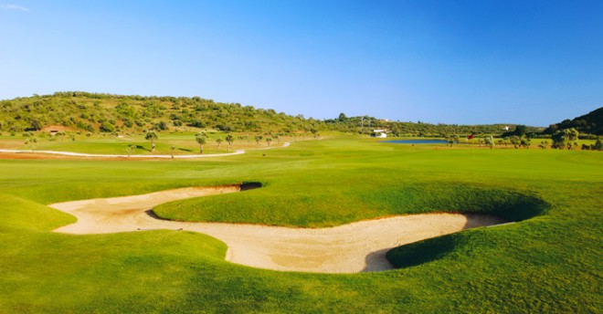 Morgado Golf Course (CS Resort) - Faro - Portugal - Clubs to hire