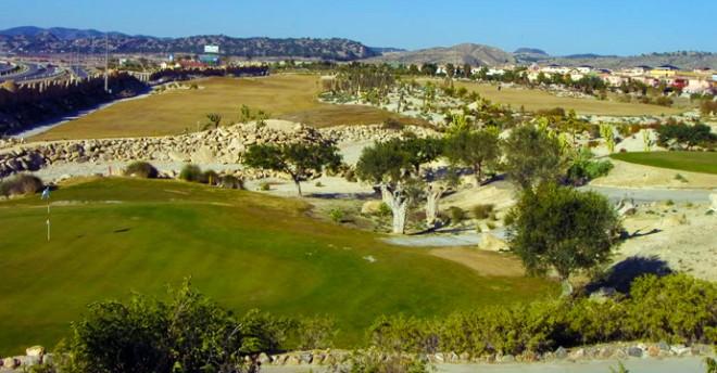 Mosa Trajectum Golf - Alicante - Spanien - Golfschlägerverleih