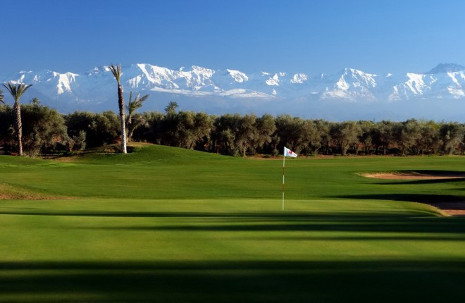 Royal Golf Marrakech - Marrakech - Maroc