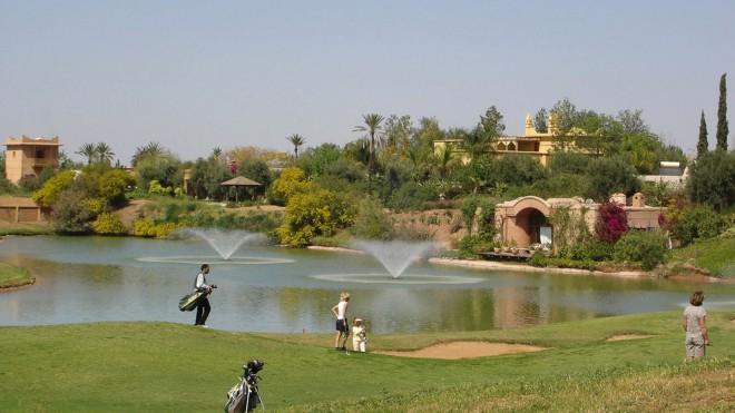 Golf Club Amelkis - Marrakech - Maroc