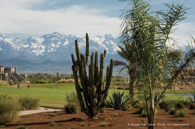Samanah Golf & Country Club - Marrakech - Maroc
