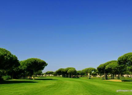 Novo Sancti Petri Golf Club - Malaga - Spagna - Mazze da golf da noleggiare