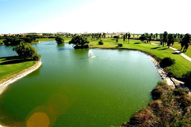 Nuevo Portil Golf Course - Malaga - Espagne - Location de clubs de golf