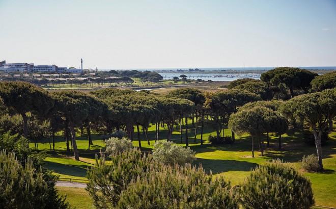 Alquiler de palos de golf - Nuevo Portil Golf Course - Málaga - España