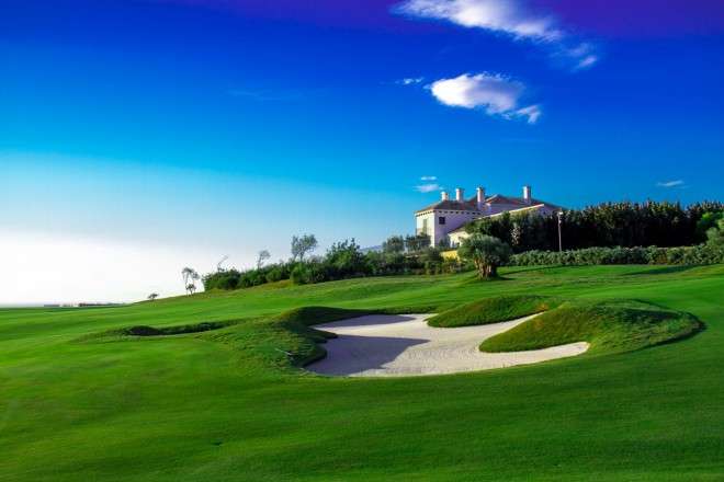 Finca Cortesin Golf Club - Málaga - Spanien