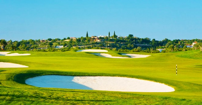O'Connor Jr. Golf Course (Oceânico) - Faro - Portugal - Location de clubs de golf
