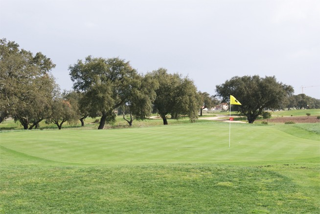 Santo Estevao Golf - Lisbona - Portogallo