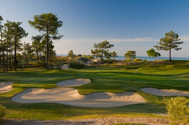 Troia Golf Club - Lisbonne - Portugal