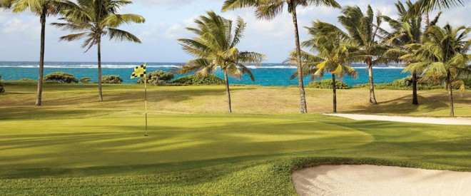 Alquiler de palos de golf - One & Only Saint Géran Golf Club - Isla Mauricio - República de Mauricio