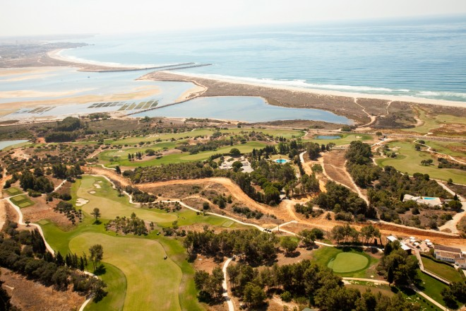 Location de clubs de golf - Onyria Palmares Beach & Golf resort - Faro - Portugal