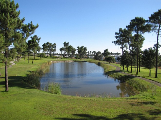 Palmela Golf Resort - Lisbonne - Portugal - Location de clubs de golf