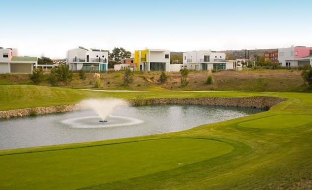 Palmela Golf Resort - Lissabon - Portugal - Golfschlägerverleih