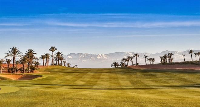 Assoufid Golf Club - Marrakech - Maroc