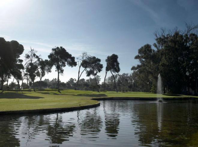 Alquiler de palos de golf - Parador Malaga Golf Club - Málaga - España