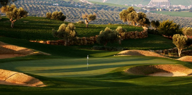 Arcos Gardens Golf Club - Malaga - Spain