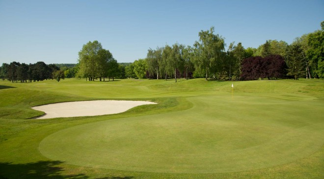 Paris International Golf Club - Paris Nord - Isle Adam - France - Location de clubs de golf