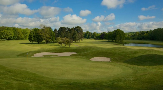 Paris International Golf Club - Paris Nord - Isle Adam - Francia - Alquiler de palos de golf