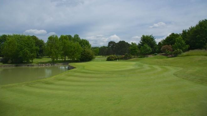 Paris International Golf Club - Paris Nord - Isle Adam - Frankreich - Golfschlägerverleih