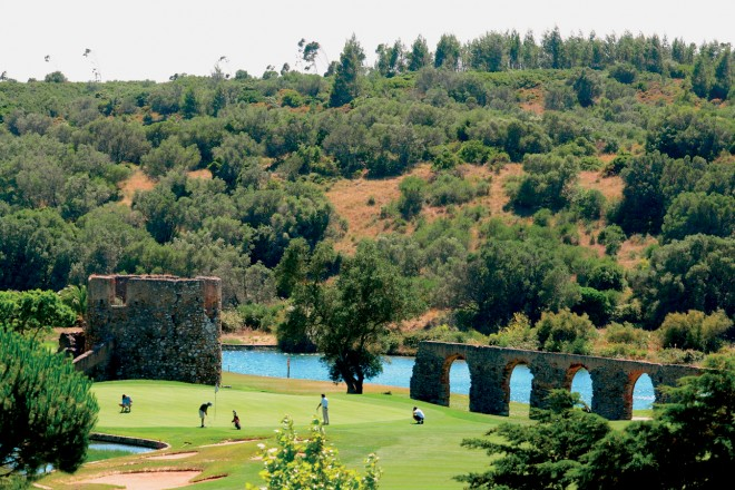 Penha Longa Golf Club - Lisbona - Portogallo - Mazze da golf da noleggiare