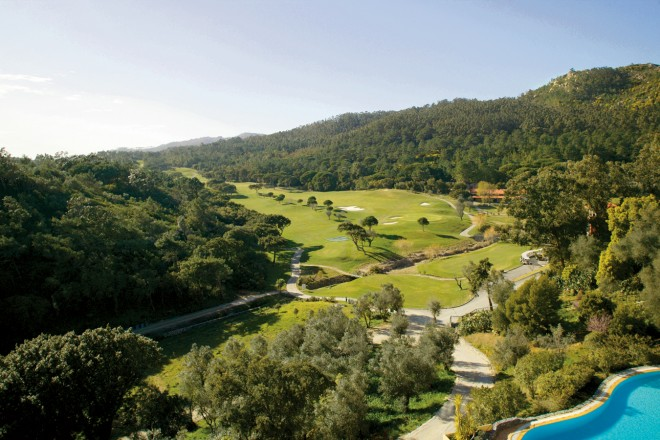 Location de clubs de golf - Penha Longa Golf Club - Lisbonne - Portugal