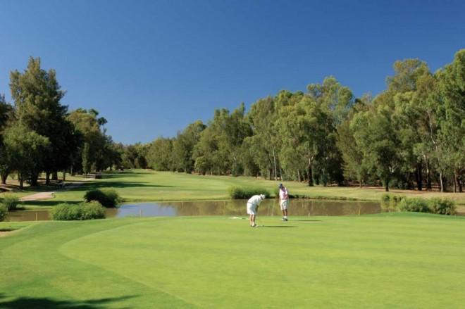 Alquiler de palos de golf - Penina Golf et Resort - Faro - Portugal