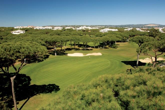 Pine Cliffs Golf & Country Club - Faro - Portogallo - Mazze da golf da noleggiare
