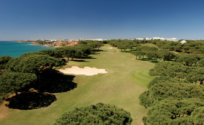 Pine Cliffs Golf et Country Club - Faro - Portugal - Alquiler de palos de golf