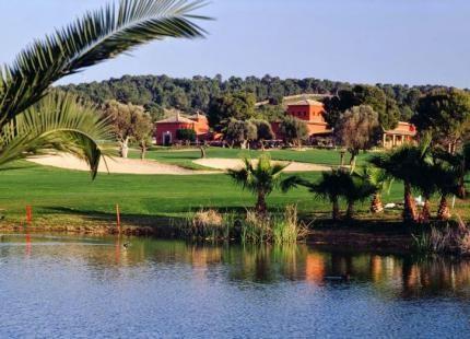Poniente Golf - Palma de Majorque - Espagne - Location de clubs de golf
