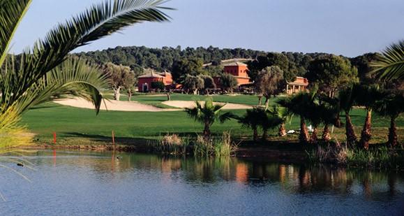 Poniente Golf - Palma de Mallorca - Spanien - Golfschlägerverleih