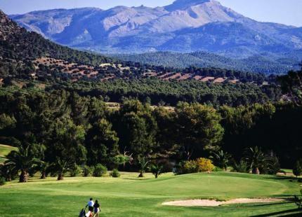 Poniente Golf - Palma di Maiorca - Spagna - Mazze da golf da noleggiare