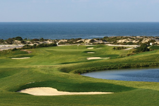 Praia D'el Rey Golf et Beach Resort - Lisbona - Portogallo - Mazze da golf da noleggiare