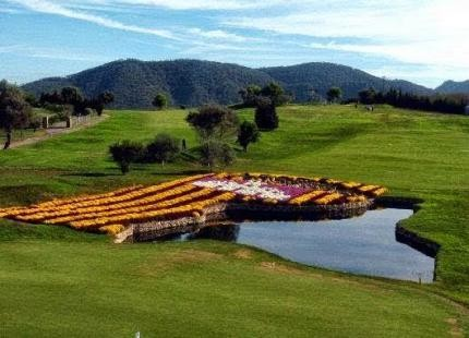 Pula Golf - Palma de Mallorca - Spanien - Golfschlägerverleih