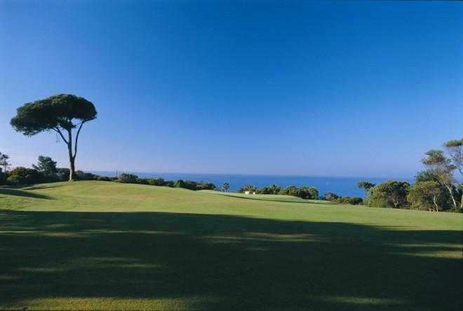 Quinta da Marinha Golf Club - Lissabon - Portugal - Golfschlägerverleih