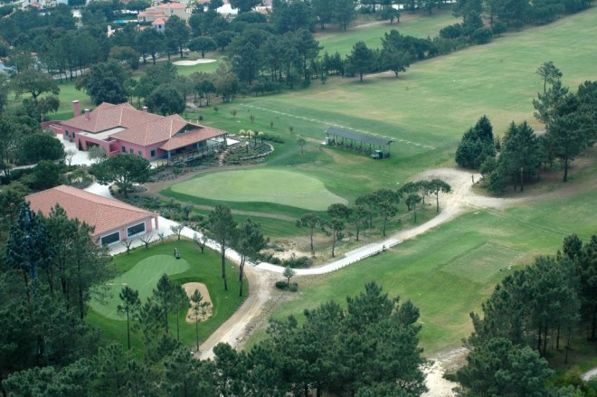 Golfschlägerverleih - Quinta do Peru Golf Club - Lissabon - Portugal