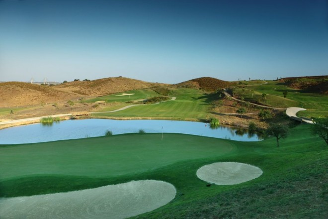 Clubs to hire - Quinta do Vale Golf Resort - Faro - Portugal